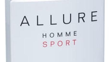Chanel Allure Homme Sport 150 ml toaletní voda pro muže