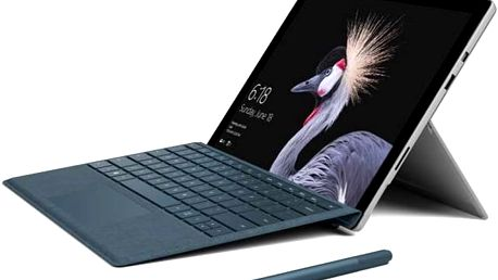 Microsoft Surface Pro i7 - 256GB - FJZ-00004 + 4K Content & Creativity Software
