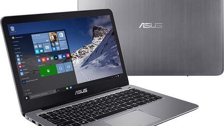 ASUS VivoBook E403NA, šedá - E403NA-GA002T