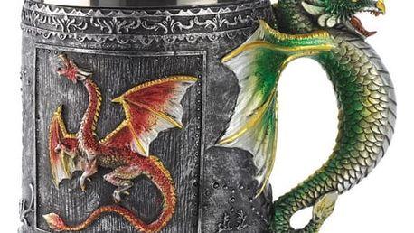 Hrnek s draky