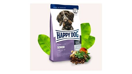 Granule HAPPY DOG Senior 12,5 kg + Doprava zdarma