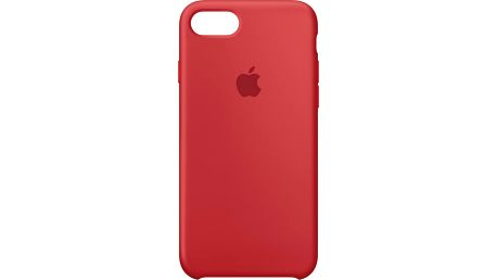 Apple Silikonový kryt na iPhone 7 – (PRODUCT) RED - MMWN2ZM/A