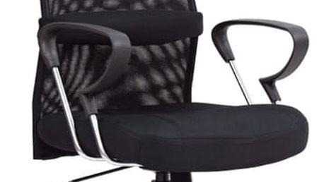 Kancelářské křeslo STEFI - černé