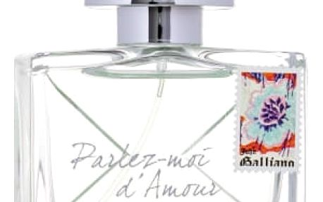 John Galliano Parlez-Moi d´Amour Eau Fraiche 30 ml toaletní voda pro ženy