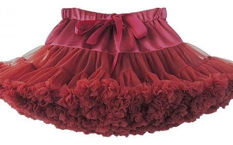Tylová sukně - 4 barvy