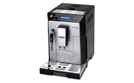 Espresso DeLonghi Eletta ECAM 44.620 S černé/stříbrné/nerez