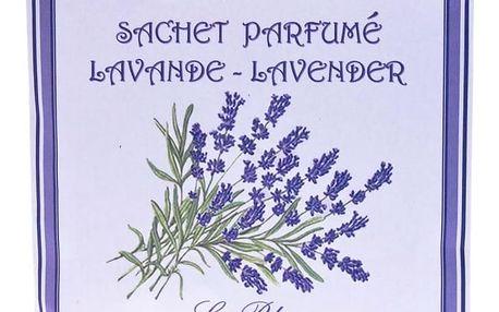 LE CHATELARD Vonný sáček s levandulí, fialová barva
