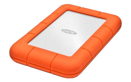LaCie Rugged Mini - 1TB - LAC301558