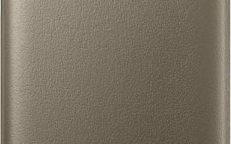 Samsung EF-NG935PF LED View Cover Galaxy S7e, Gold - EF-NG935PFEGWW