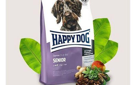 Granule HAPPY DOG Senior 12,5 kg + Doprava zdarma