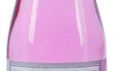 PLANTES ET PARFUMS provence Růžový sirup 250 ml, růžová barva, sklo