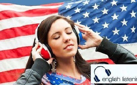 Internetový kurz angličtiny na 1 rok - poslechové lekce s testy, UKÁZKA ZDARMA