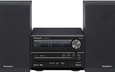 Panasonic SC-PM250EG, černá - SC-PM250EG-K