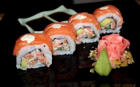Sushi kurz pro začátečníky (pro 2 osoby)