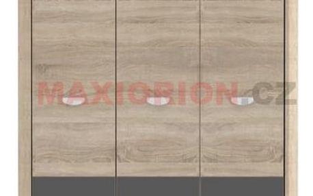 Sektorový nábytek YOOP - Šatní skříň YPS83