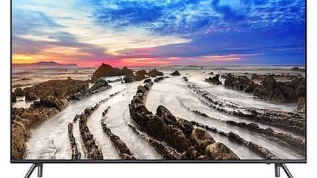 Televize Samsung UE49MU7042 titanium