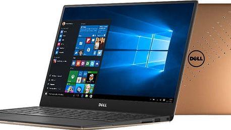Dell XPS 13 (9360) Touch, zlatá Swarovski - TN-9360-N2-712G-SE