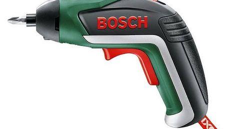 Aku šroubovák Bosch IXO V Basic + Doprava zdarma