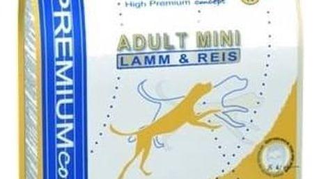 Granule Bosch Adult Mini jehněčí 15 kg, pro dospělé psy + Doprava zdarma