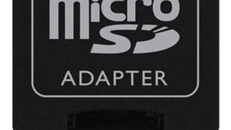 Paměťová karta Kingston 8GB Class4 + adapter (SDC4/8GB)