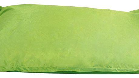 Sedací polštář světle zelený V27