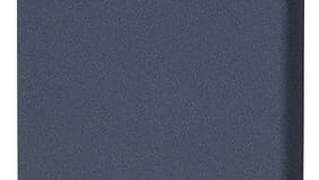 EPICO pružný plastový kryt pro iPhone 5/5S/SE RUBY - tmavě modrý - 1110101600025 + EPICO Nabíjecí/Datový Micro USB kabel EPICO SENSE CABLE