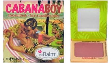 TheBalm CabanaBoy Shadow & Blush Shadow & Blush 8,5 g tvářenka pro ženy