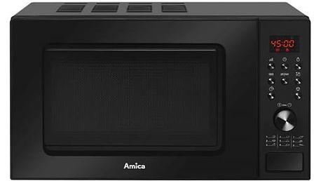 Mikrovlnná trouba Amica AMGF 20E1 GB černá