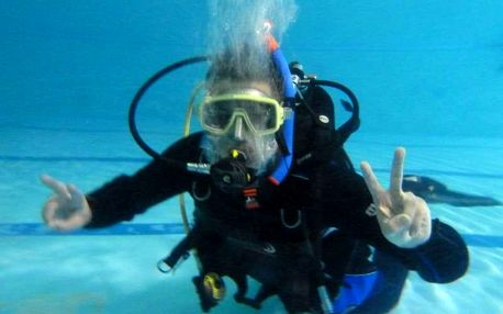 Potápěčem na zkoušku, Mělník, 1 osoba, 3 hodiny