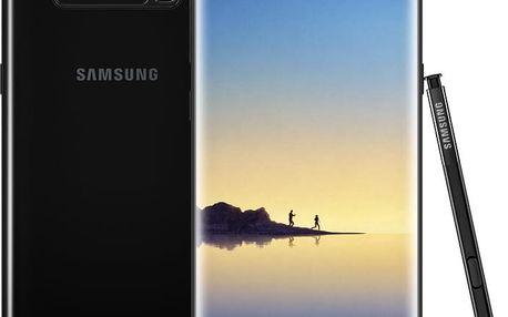 Samsung Galaxy Note 8 Černá