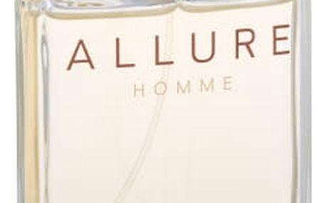 Chanel Allure Homme 50 ml toaletní voda tester pro muže
