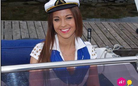 Vůdce malého plavidla, Davle, 1 osoba, 5 hodin
