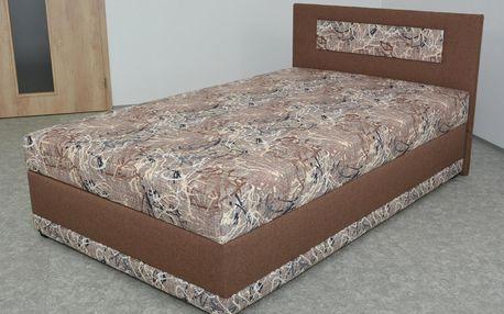 Čalouněná postel GIRA
