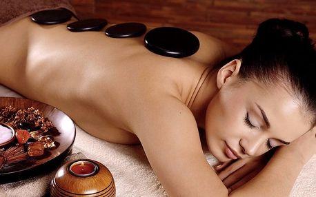 60minutová královská kombinovaná masáž