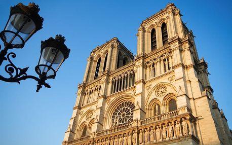 Víkendový zájezd do Paříže