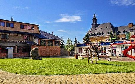 3–6denní pobyt s polopenzí v hotelu Fojtů v Jeseníkách pro 2 osoby