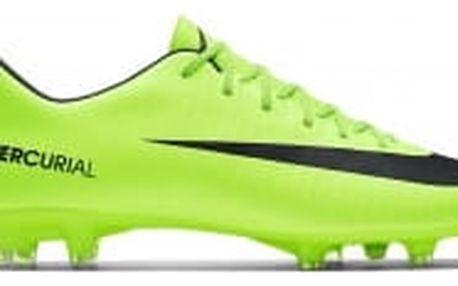 Pánské kopačky Nike MERCURIAL VICTORY VI FG   831964-303   Zelená   44