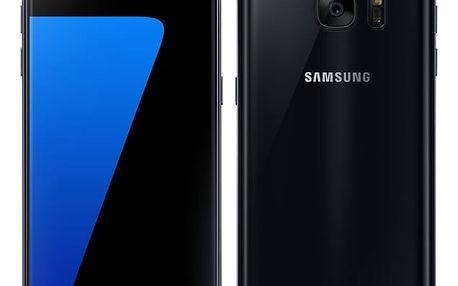 Mobilní telefon Samsung S7 32 GB (G930F) (SM-G930FZKAETL) černý Paměťová karta Kingston MicroSDHC 16GB UHS-I U1 (45R/10W) v hodnotě 238 Kč + DOPRAVA ZDARMA