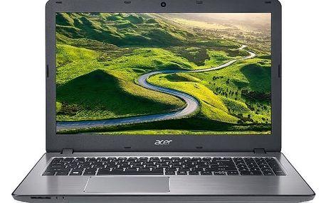 Acer Aspire F15 NX.GD9EC.001, stříbrná - ★ SLEVA ve výši DPH - najdeš v košíku!,