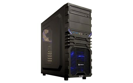 HAL3000 Battlebox Essential IEM by MSI, černá - PCHS21861 + Kupon na hru ROCKET LEAGUE, platnost od 30.5.2017 - 25.9.2017 + Intel Extreme Masters - kupón na hry a kredit do her v ceně 7452 Kč