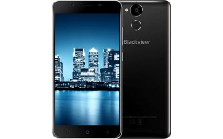 iGET BLACKVIEW GP2 Lite, Dual SIM, černá