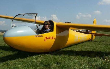 Let větroněm, Benešov, 1 osoba, 15 minut