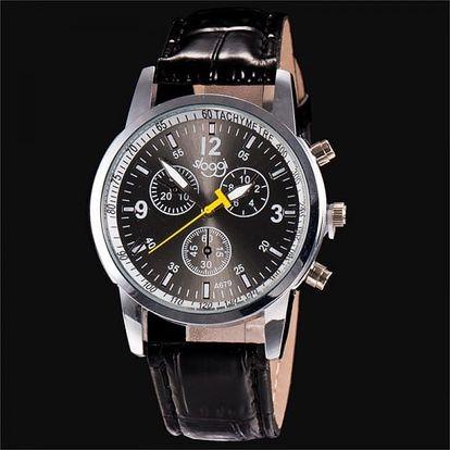 Elegantní hodinky pro muže - 3 varianty