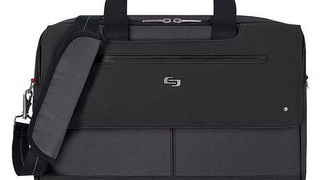"""Solo Mission Briefcase 15,6"""", černá/červená - PRO300-4"""