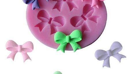 Silikonová forma - zdobení dortu