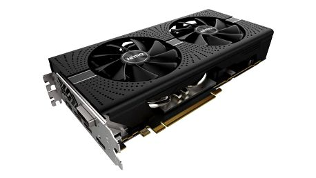 Sapphire Radeon NITRO+ RX 570, 8GB GDDR5 - 11266-09-20G + Quake Champions platný do 31.12.2017