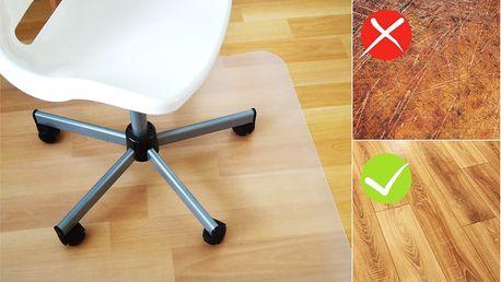 Podložka pod kancelářkou židli 140x100 cm