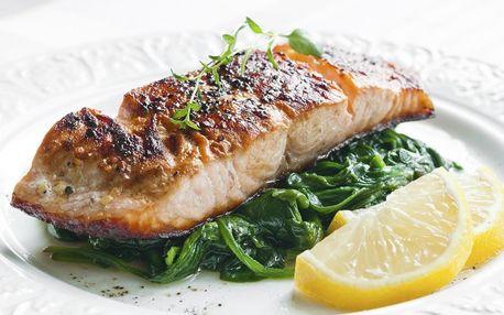 Kurz přípravy ryb a mořských plodů
