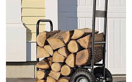 Vozík na dřevo ShelterLogic 90490 + Doprava zdarma