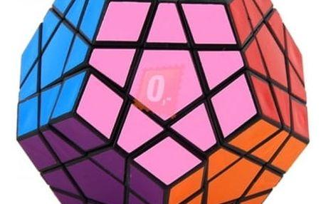 Rubikova kostka - hranatá koule, 12 stěn